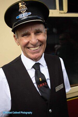 Volunteer 'Tony'