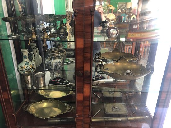 Iasi, Roemenië: Obiecte vintage decorative si colectibile
