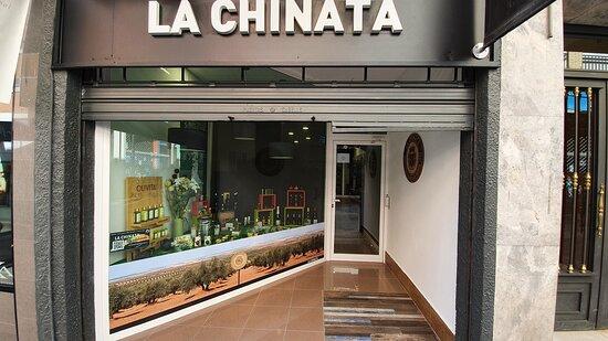 Este es el nuevo local de La Chinata Majadahonda en la C/ San Joaquín 6