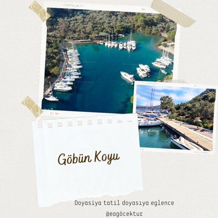 Göcek, Türkiye: GÖBÜN KOYU