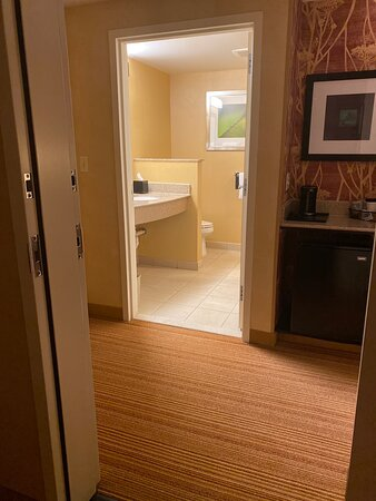 Adjoining suites