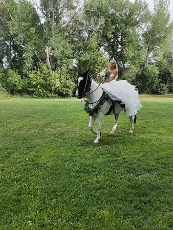 Horsewoman With A Heart Of Gold