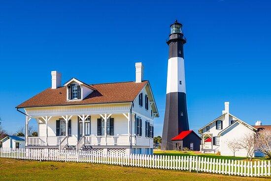 Tybee Island Private Driver and Land Tour von Savannah Historic...