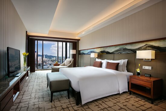 1 King Panoramic City View Suite