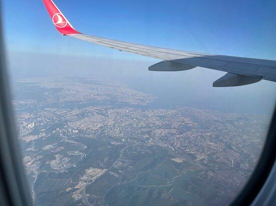 Estambul, Turquía: Turkish Airlines - İstanbul Boğaziçi