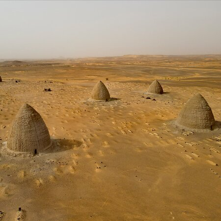 Old Dongola Tombs, Sudan Tour