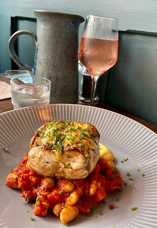 Catch of the day - Monkfish!