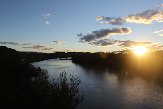 Aliwal North, South Africa: The lodge is on the beautiful Orange River, South Africa