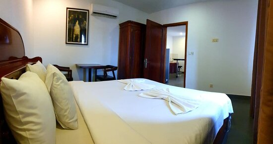 Adjoining rooms or family suite.