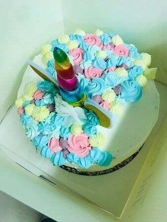 Layer cake Licorne (2)