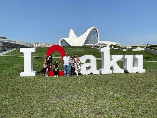 Baku City Tour 2021
