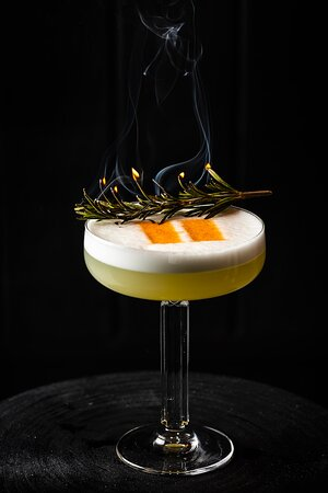 Hedinn-ism cocktail
