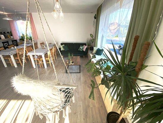 Pensjonat Borek - salon