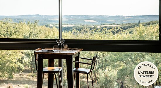 L'Atelier d'Imbert - Restaurant - Rocamadour