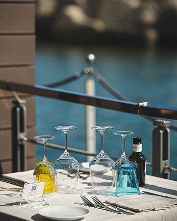 Pranzo in terrazza