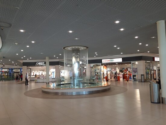 La Maladière Centre