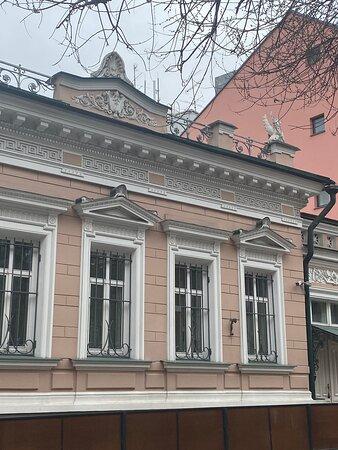 Дом Фалеева