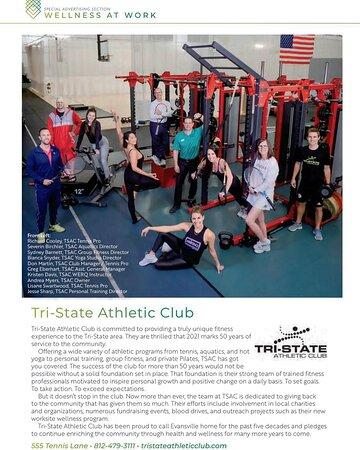 אוונסוויל, אינדיאנה: Experienced Staff of Fitness Professionals 