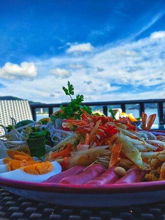 PanYaah Sea View | Cafe restaurant & Bar   Enjoy your day at PanYaah Sea View | Cafe restaurant & Bar.  ⏰ Open daily from : 09.00-22.00 hrs. ☎️ RSVN + 66 76 618 248 / M : +66 80 282 2895 🗺 https://g.co/kgs/JR5ccj  https://panyaahseaviewcafe.business.site/#details