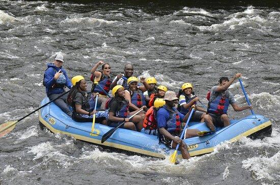 White water rafting August 2021.