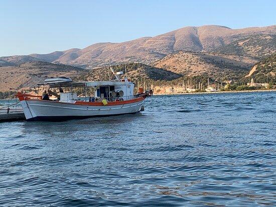 Waterfront at Argostoli.
