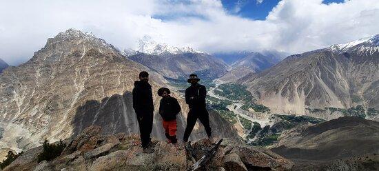 Hunza, Pakistan: top