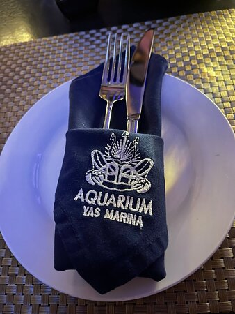 Had a great experience and my husband surprised me for our wedding anniversary here in aquarium seafood restaurant yas marina. It was a lovely and sweet delectable dinner treat. The place and ambiance was very nice, very accommodating and friendly staff especially Justine. They even suprised me with anniversary greetings with cake and flowers courtesy of my husband. The food were amazing and delicious. Definitely a dinner date and anniversary special experience to remember💞😍😋🥳. Thank you😘
