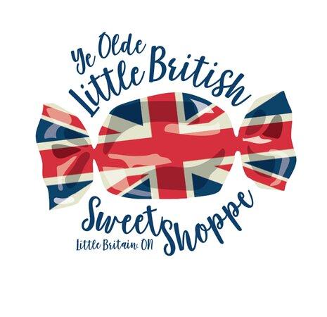 Ye Olde Little British Sweet Shoppe