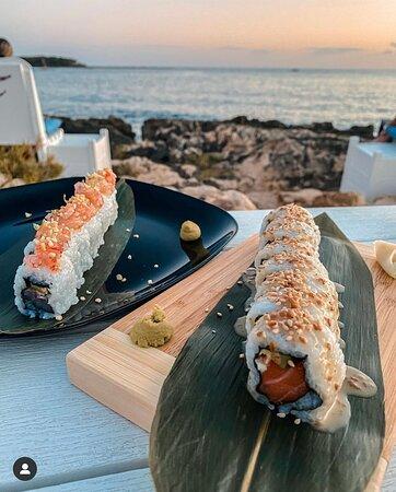 Il nostro sushi ....