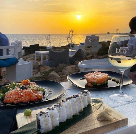 Tartare-Sushi-Poke.... in un incanto !!
