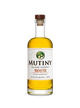 Mutiny Island Vodka Ginger-Turmeric Infused