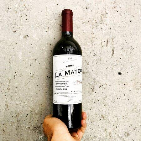 La Mateo Rioja de referencia