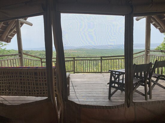 Lake Mburo National Park, Ουγκάντα: I could wake up to that view every day.