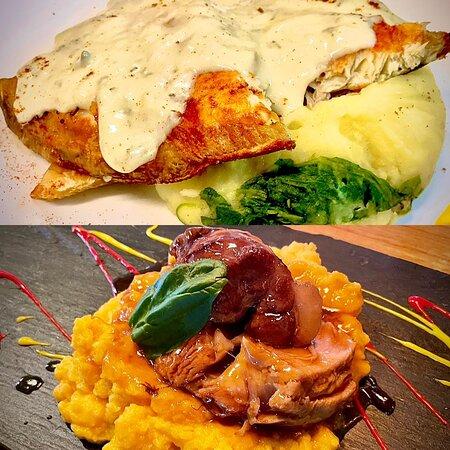 Nuestros Patos! Especialidades: Pescados de Rio, Carnes exóticas, Yacaré, Búfalo, Rana y mucho más. Contamos con platos vegetarianos, veganos y SIN TACC