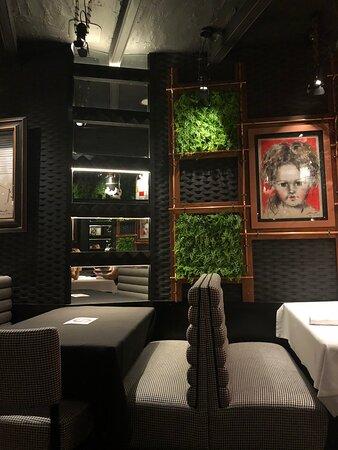 Restaurante bonito pero algo caro