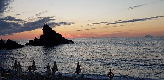 I tramonti quelli belli #lidoulivarella