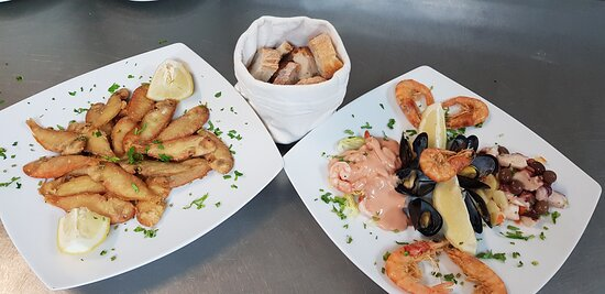 I nostri piatti.