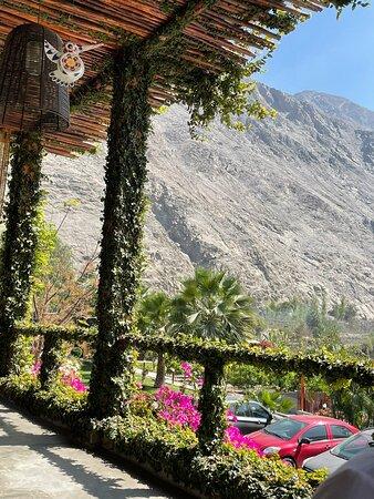 Hermoso lugar para relajarte y desconectar! Delicioso clima, buena comida, lindo paisaje, actividades y lo mejor el cariño con el que te tratan, como en casa!