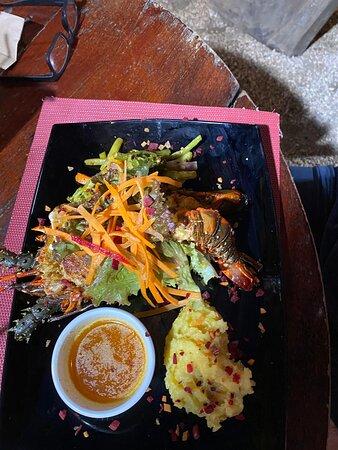 Best seafood on the CR coast!