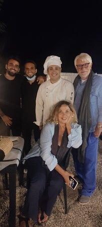 Bellissima serata con Ricky Tognazzi e Simona Izzo