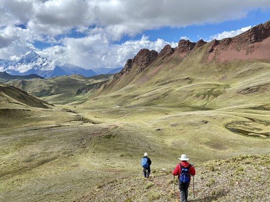 Ancaschocha Trail