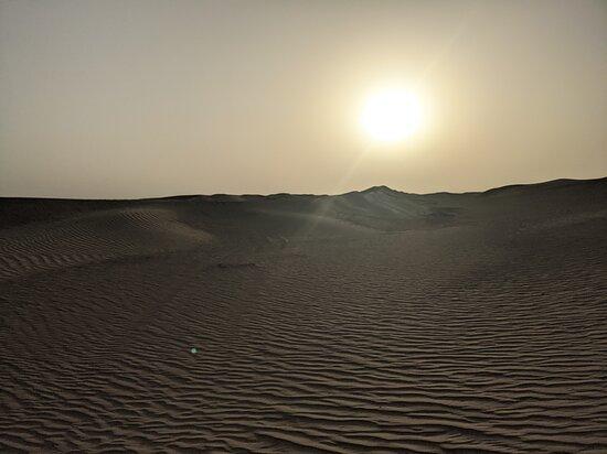 Sunrise Desert Safari with Picnic Breakfast from Dubai Resmi
