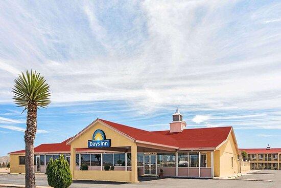 Welcome to Days Inn Van Horn TX