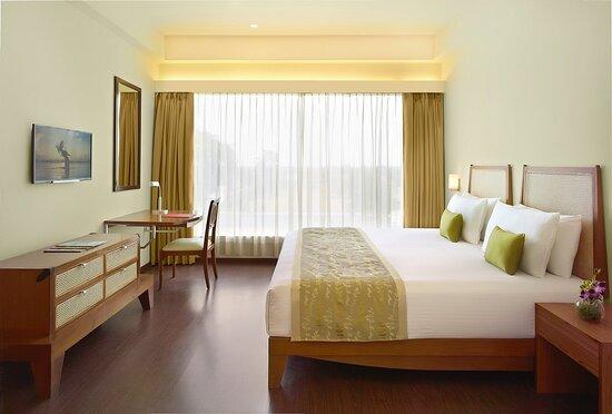(A)Gateway Gondia Suite Bedroom