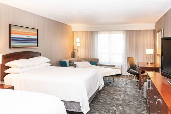 Queen/Queen Guest Room - Sofa Bed