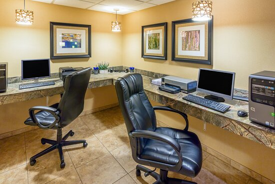 Business Center Available 24 hours