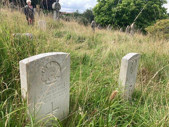 Commonwealth War Graves, Westerham