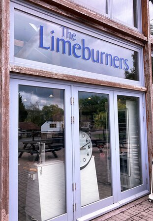 1.  Limeburners Cafe, Amberley Museum, Amberley, West Sussex