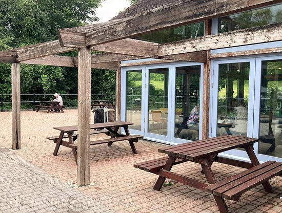 3.  Limeburners Cafe, Amberley Museum, Amberley, West Sussex