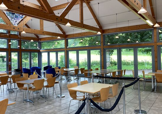 5.  Limeburners Cafe, Amberley Museum, Amberley, West Sussex